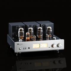 MUZISHARE X7 KT88 x4 Vacuum tube integrated Amplifier & Power Amplifier Headphone