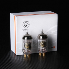 Matched pair PSVANE Vacuum Tube 12AU7-T MK II Collection