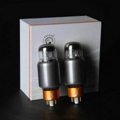 Matched pair PSVANE Vacuum Tube 6CA7-T MK II Collection Gray 201