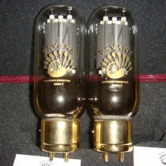 Matched Pair PSVANE Vacuum Tube 805A-T T-Collection Grade