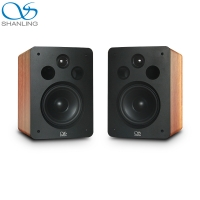 Shanling S2 Hi-End Bookshelf Speakers Pair Brand New