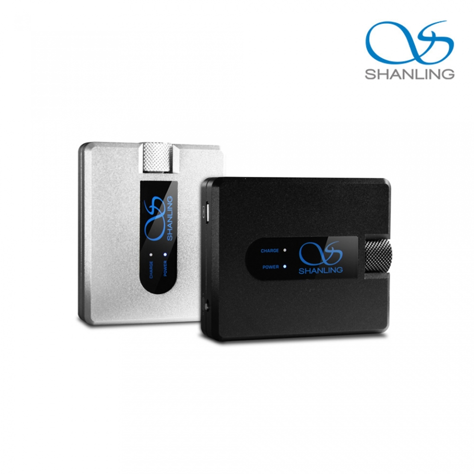 Shanling H1 TPA6120A2 OPA2134 HiFi Portable Headphone Amplifier