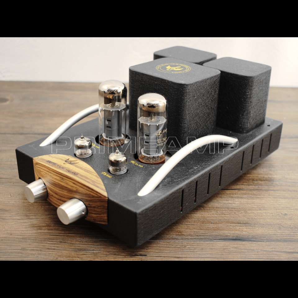 Music Angel MINI X3 EL34*2 Class A Single-end tube Integrated Amp