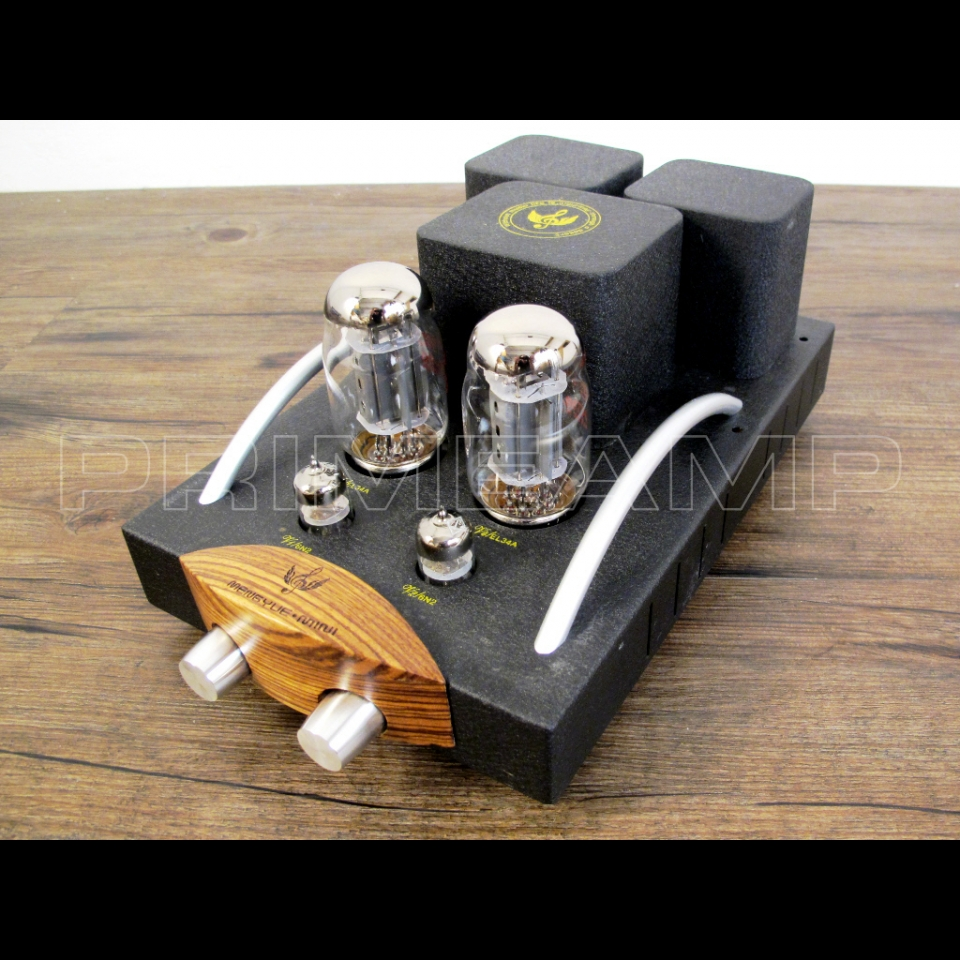 Music Angel X6 KT88 Single-End Vacuum Tube Integrated Amplifier