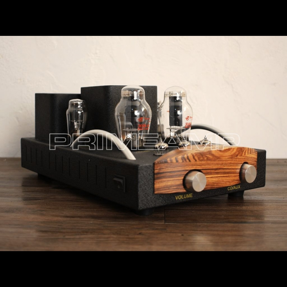 Music Angel Class A 300B vacuum tube single-ended tube rectifier Integrated Amplifier