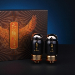 Shuguang voice of nature KT88-T vacuum tube Matched pair Brand New