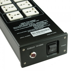 G&W TW-D5600 Hifi Audio Pure AC Power Filter Socket