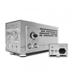 Line Magnetic LP-33 Phono Stage preamp MM/MC tube JJ ECC803s turntable Amp
