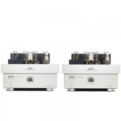 Line Magnetic LM-513PA 300B 845 tube Dual Mono-block Power Amplifier Pair