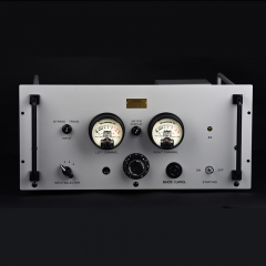 Line Magnetic AS-129 tube pre-amplifier 6J7 x4 Western Electric Replica