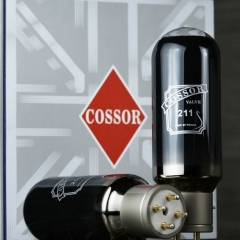 COSSOR VALVE 211 made by PSVANE Hi-end Vacuum tubes best matched Pair