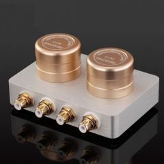 REISONG Boyuu 1:2/1:1/1:20 passive Audio input transformer to Phone/PC/MP3/CD/MM/MC