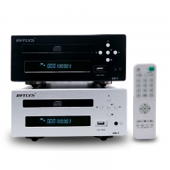 RFTLYS CD1 HIFI CD player with Headphone Balance Output 24/192KHZ