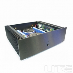 Lite Audio M9 Pure Class A Single-ended power amplifier 80W x2 transistor Rowlan