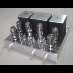 Music Curve D-2020-6550B Integrated Amplifier push-pull Deluxe Edition