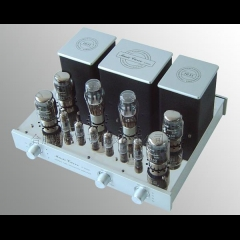 Music Curve D-2020-KT100 vacuum tube Integrated Amplifier Deluxe Edition