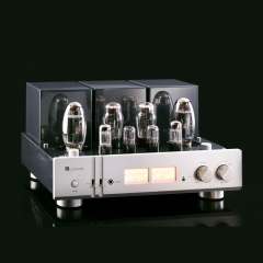 MUZISHARE X10 Class A Sinle-ended 300B KT150 Tube Integrated Amplifier & Power