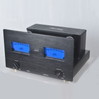 Meixing MingDa MC3008-A45 Class A Single-Ended Vacuum Tube 300B 845 intergrated Amplifier