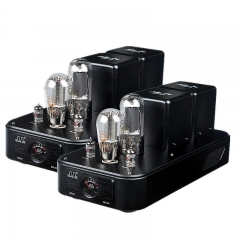 Meixing MC-211 Class A monoblock power amplifier 300B/n tube Al-alloy case pair