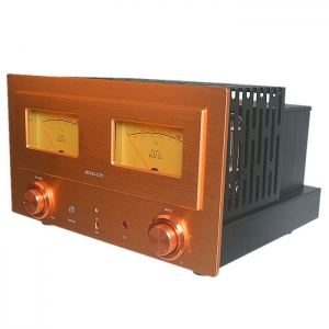 MingDa MC845-C211 Class A Single end Integrated Amplifier 300B 845 Tube Handmade