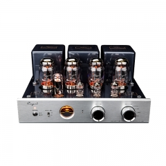 Cayin MT50 Wireless Bluetooth Hi-end integrated Amplifier KT88x4 Vacuum Tube