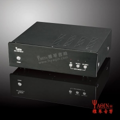 YAQIN MS-33B 12AX7 HiFi Vaccum tube Vinyl phono amplifier preamp RIAA MC/MM