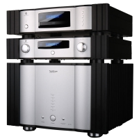 TownWinner TY-1CD/AD1PRE/AD1PA HIFI CD Player & Preamp DAC & Class A Power Amp set