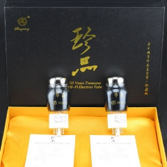 Shuguang Treasure CV181-Z Vacuum tube Matched Pair Collection Version