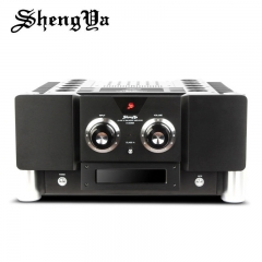 ShengYa A-203MK Signature Pure Class A transistor Integrated Amplifier Hi-END full balanced