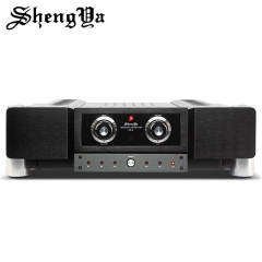 Shengya CS-6 Hybrid tube TSTR Preamp full balanced pre-amplifier