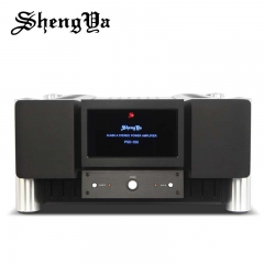 Shengya PSD-350 power amplifier Stereo full balanced Class A 20W Class AB 350W*2