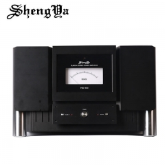 Shengya PSD-650 HIFI full balanced power Amplifier Class A stereo Amplifier 550W*2