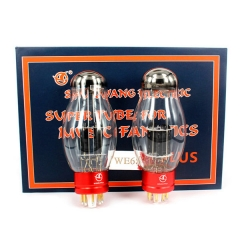 Shuguang WE6SL7 PLUS electronic tube Hi-end Western Electric Best Match Pair