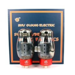 Shuguang WEKT88 PLUS electronic tube Hi-end Western Electric valve Matched Pair