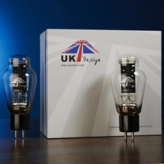 PSVANE Vacuum Tube UK Design 300B-L Pure British Sound Matched Pair