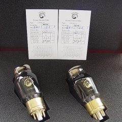 PSVANE Vacuum Tube CV181-T T-Collection matched pair 6SN7 valve