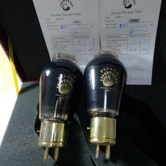 Matched pair PSVANE Vacuum Tube 300B-T T-Collection Top Class