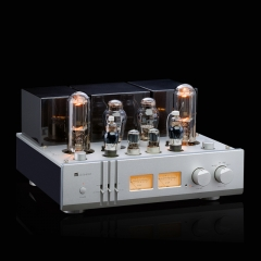 MUZISHARE X20 300B 845 Class A Sinle-ended Tube Amplifier & Power Amp Balance