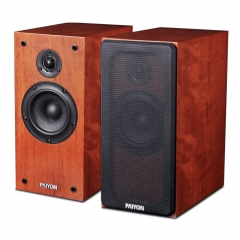 PAIYON P6 passive bookshelf speaker vifa loudspeaker HI-FI audio/Amp dedicated