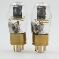 Full Music 6SN7/ECC35 Gold Plated Pin Vacuum Tubes Replace CV181  Matched Pair