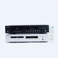 RFTLYS CD5 HIFI Fiber/Coaxial/Digital Decode CD player with Bluetooth
