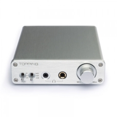 Topping A30 Hifi Audio Desktop Headphone Amplifier with TPA6120 Chip Amp