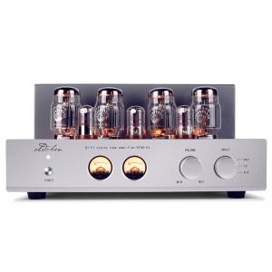 OldChen K3 HIFI KT88 Push-Pull Tube Amplifier 45Wx2 Class A Amp Handmade Scaffolding