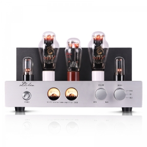 OldChen 300B Tube Amplifier HIFI Single-ended Class A Handmade Amp