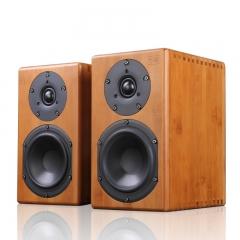 PAIYON Zhu-Yun HiFi Audiophile  Loudspeaker Tube amplifier Passive Bookshelf  Speakers