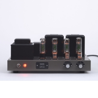 Raphaelite DP34 EL34x4 integrated Amplifier HiFi audio push-pull stereo tube Amp