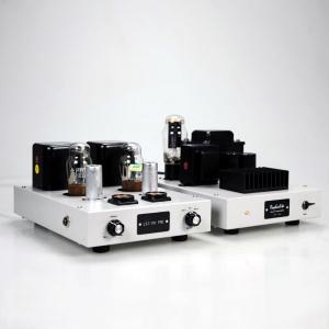 Raphaelite CR01 HiFi audio Preamp 101 vacuum tube amplifier monoblock amp pair