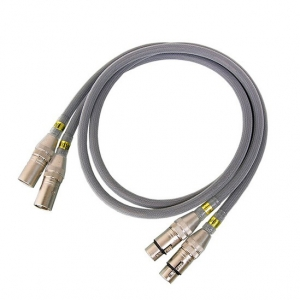 SoundRight BF-3 Hifi Balanced Interconnect Cable XRL Plug 1M Pair
