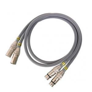 SoundRight BF-3 Hifi Balanced Interconnect Cable XRL Plug 1M Pair
