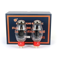 Shuguang WE6CA7 PLUS Hi-end Vacuum Tube Replace 6CA7 Valve Matched Pair